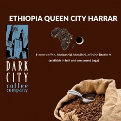 Ethiopia Queen City Harrar