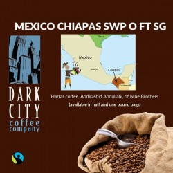 Mexico Chiapas SWP O FT SG decaf